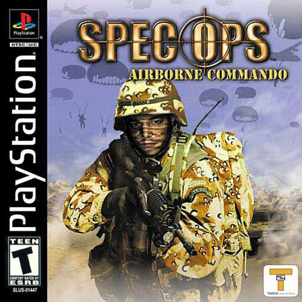 Spec Ops - Airborne Commando [NTSC-U] ISO < PSX ISOs | Emuparadise